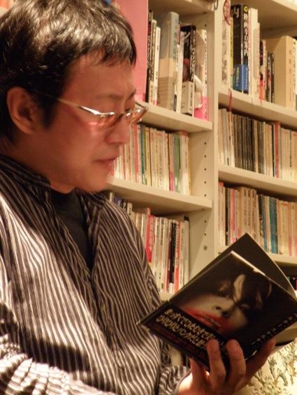 松尾さん朗読