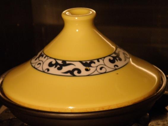スロコメ タジン鍋1